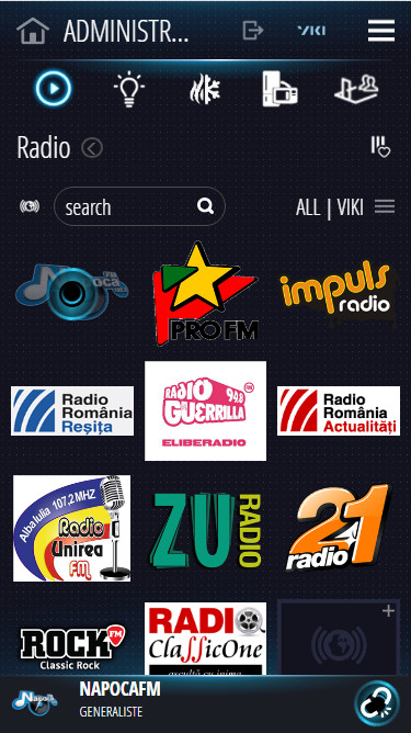 viki radio iphone