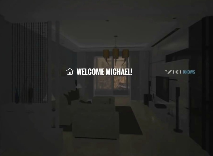 viki welcome michael