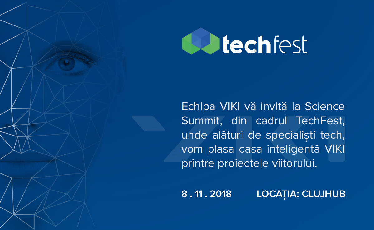 viki techfest 2018 invitatie